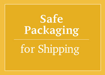 safe packaging sign