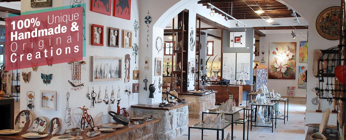 artistic village atelier